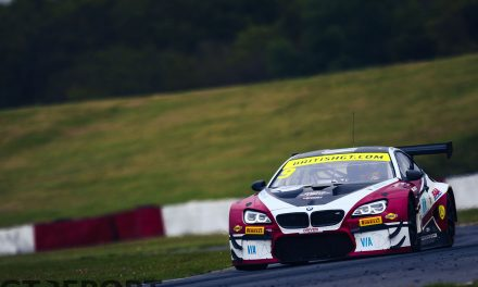 British GT Snetterton: Debutant Gamble and Thiim score poles in thrilling qualifying