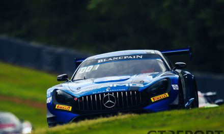 Blancpain GT Brands Hatch: Black Falcon sweep to comfortable race 2 victory