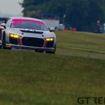 Steller GT4 Audi back in British GT