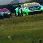 British GT Snetterton: Keen and Balon convincing race one winners