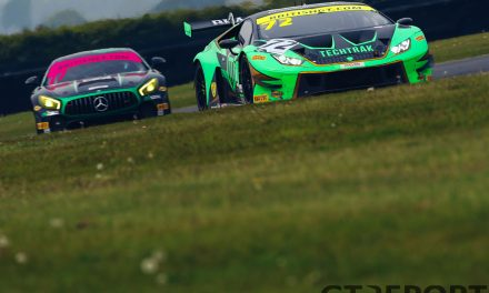 British GT Snetterton: Keen and Balon convincing race one winners