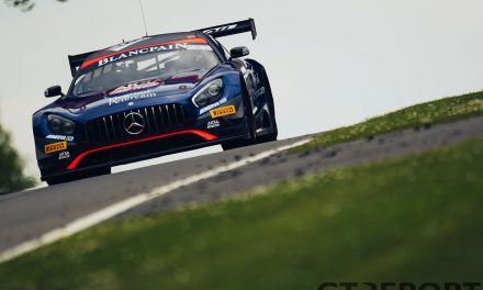 Blancpain GT Brands Hatch: Bastian and Neubauer take victory with great pit strategy