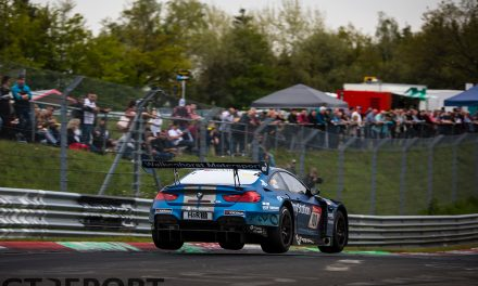 Nürburgring 24 Hours Qualifying Race report: Triple threat