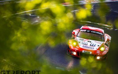 Nürburgring 24 Hours Qualifying Race notebook