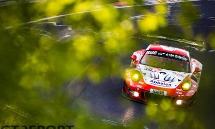 Nürburgring 24 Hours Qualifying Race notebook