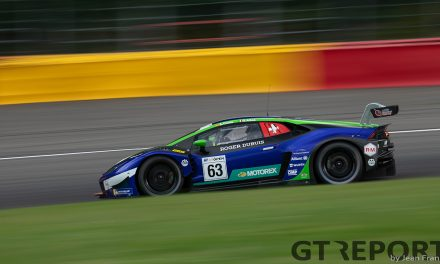 International GT Open Spa report and gallery