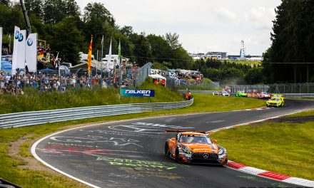 Nürburgring 24 Hours live stream