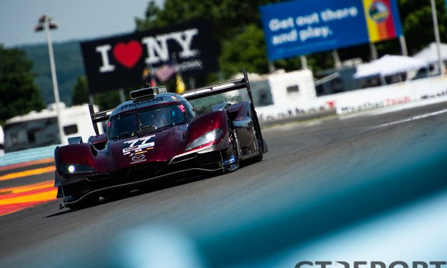 IMSA Watkins Glen 6 Hours: Mazda claims third pole of the season