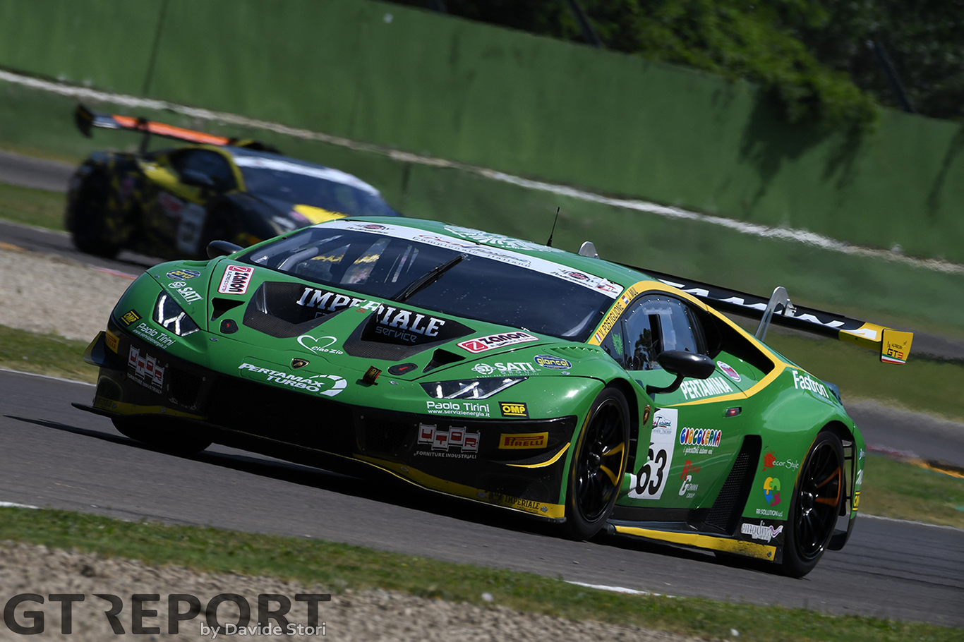 Italian GT Imola report and gallery