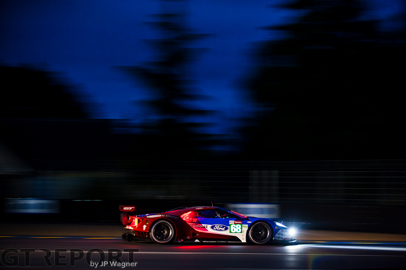 Le Mans 24 Hours mid-race update