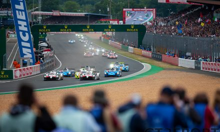 Le Mans 24 Hours Saturday evening update