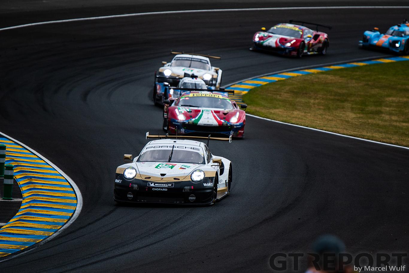 Porsche 24 hours Documentary