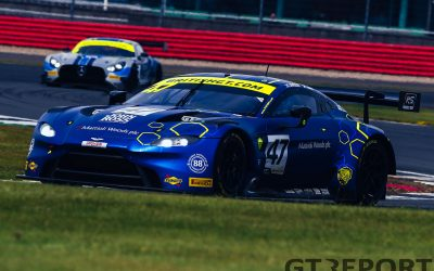 British GT Silverstone gallery