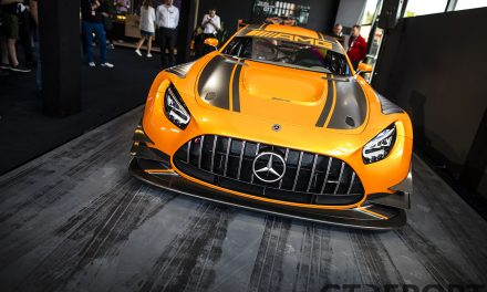 Mercedes-AMG GT3 Evo 2020: Improvement in detail