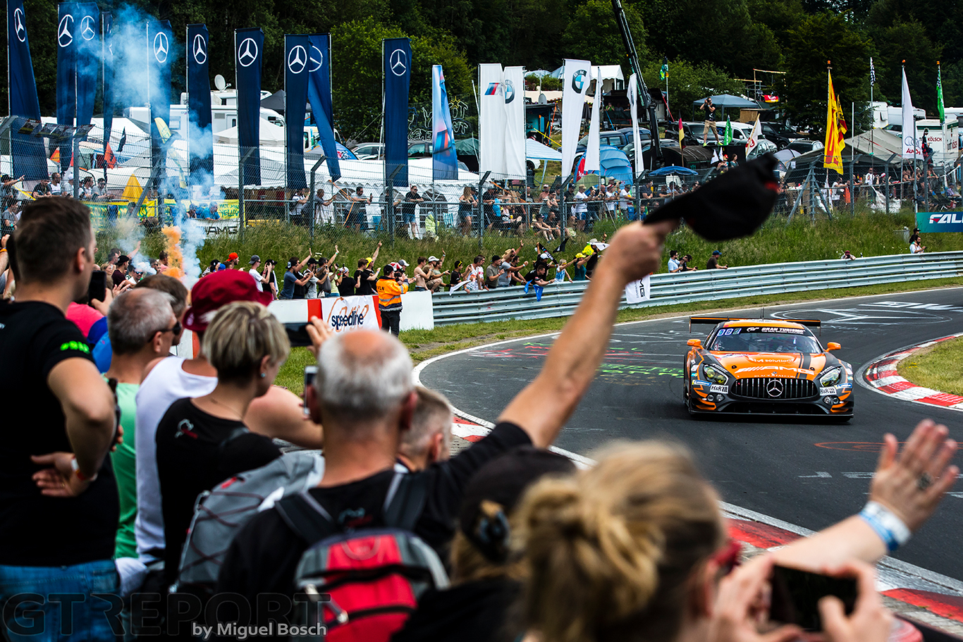 Send us your Nürburgring 24 Hours photos!