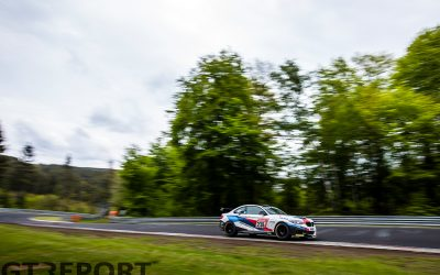 """Will Tregurtha: """"My first time racing in the dark will be Nürburgring 24 Hours"""""""