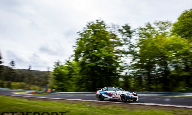 "Will Tregurtha: ""My first time racing in the dark will be Nürburgring 24 Hours"""