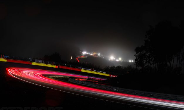 Spa 24 Hours: GPX Racing Porsche leads as night falls
