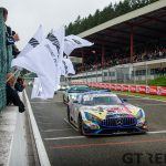"""Yelmer Buurman: """"We lost the pace in the dry to challenge the Porsches for the win"""""""