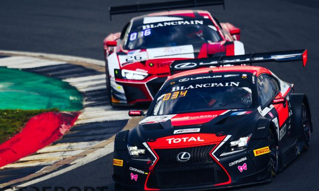 Spa 24 Hours preview: Lexus