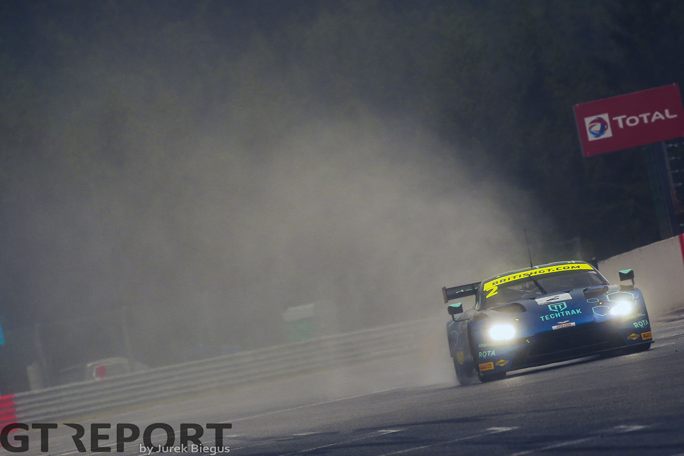 British GT Spa qualifying and practice gallery