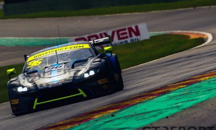 British GT Spa: Optimum wins, championship leaders retire