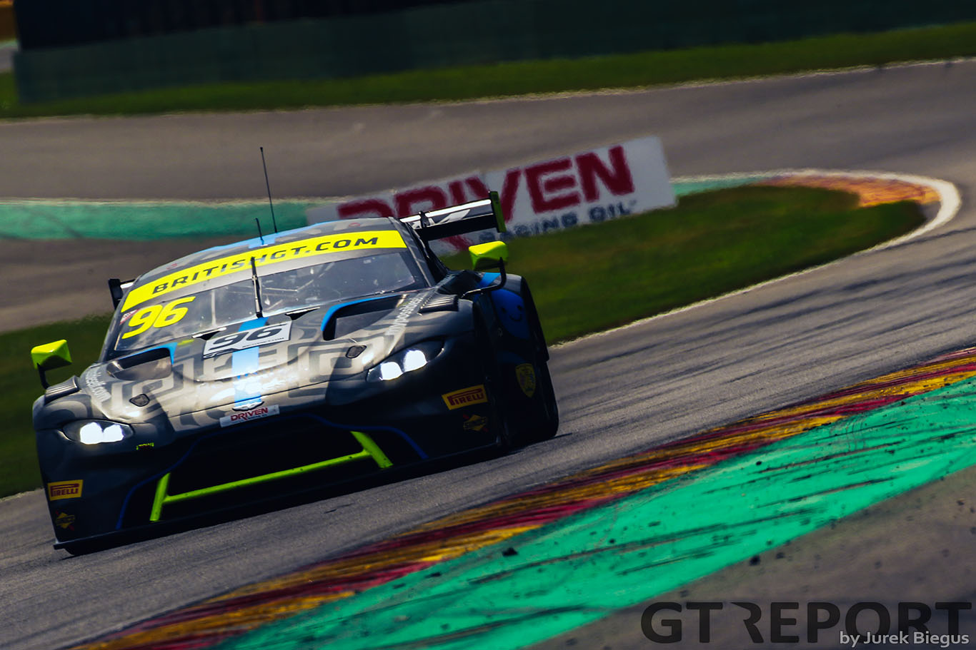 British GT Spa: Optimum wins, championship leaders retire