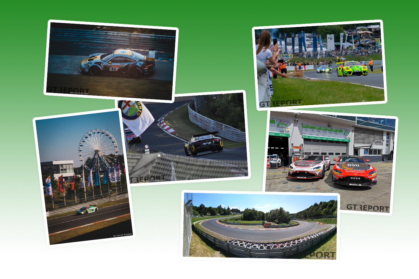 Nürburgring 24 Hours Fan Gallery