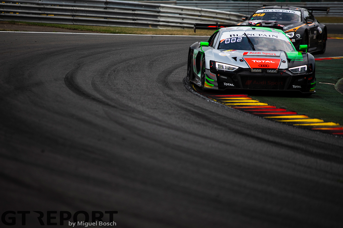 Spa 24 Hours: WRT leads into the final three hours