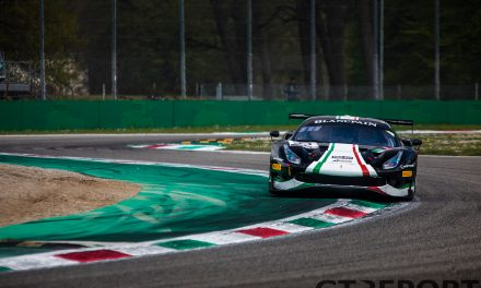 "Andrea Bertolini: ""24 very hard hours for the drivers"""