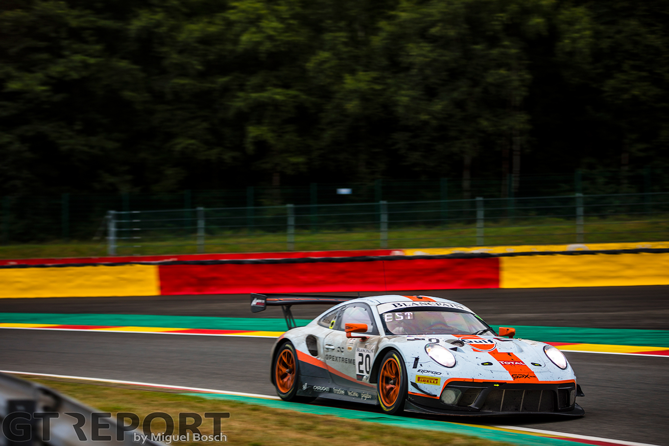 Spa 24 Hours: GPX Racing holds on to take phenomenal victory in Porsche 1-2