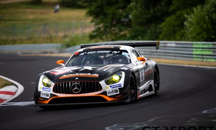 VLN4 race report: Three-way battle ends with Black Falcon on top