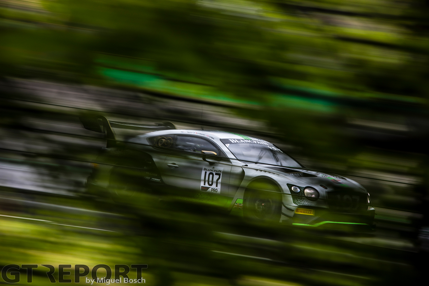 Spa 24 Hours preview: Bentley