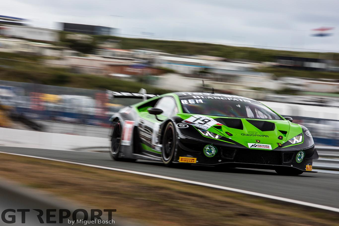 Spa 24 Hours preview: Lamborghini