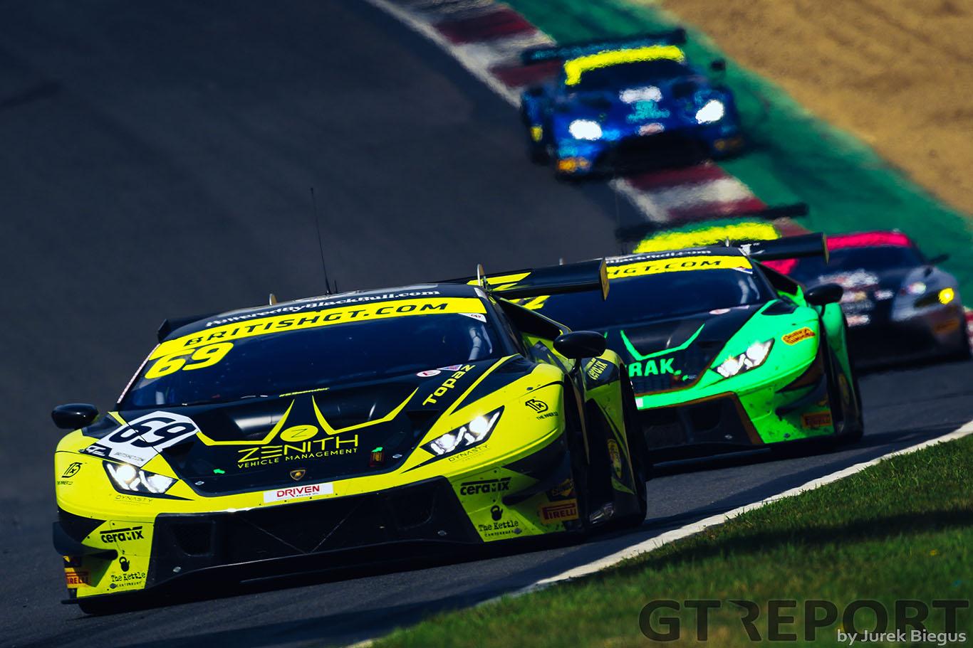 British GT Brands Hatch gallery, Pt.II