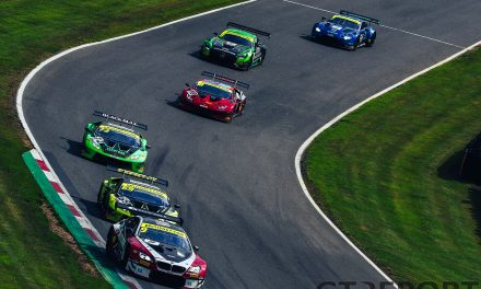 British GT Brands Hatch notebook