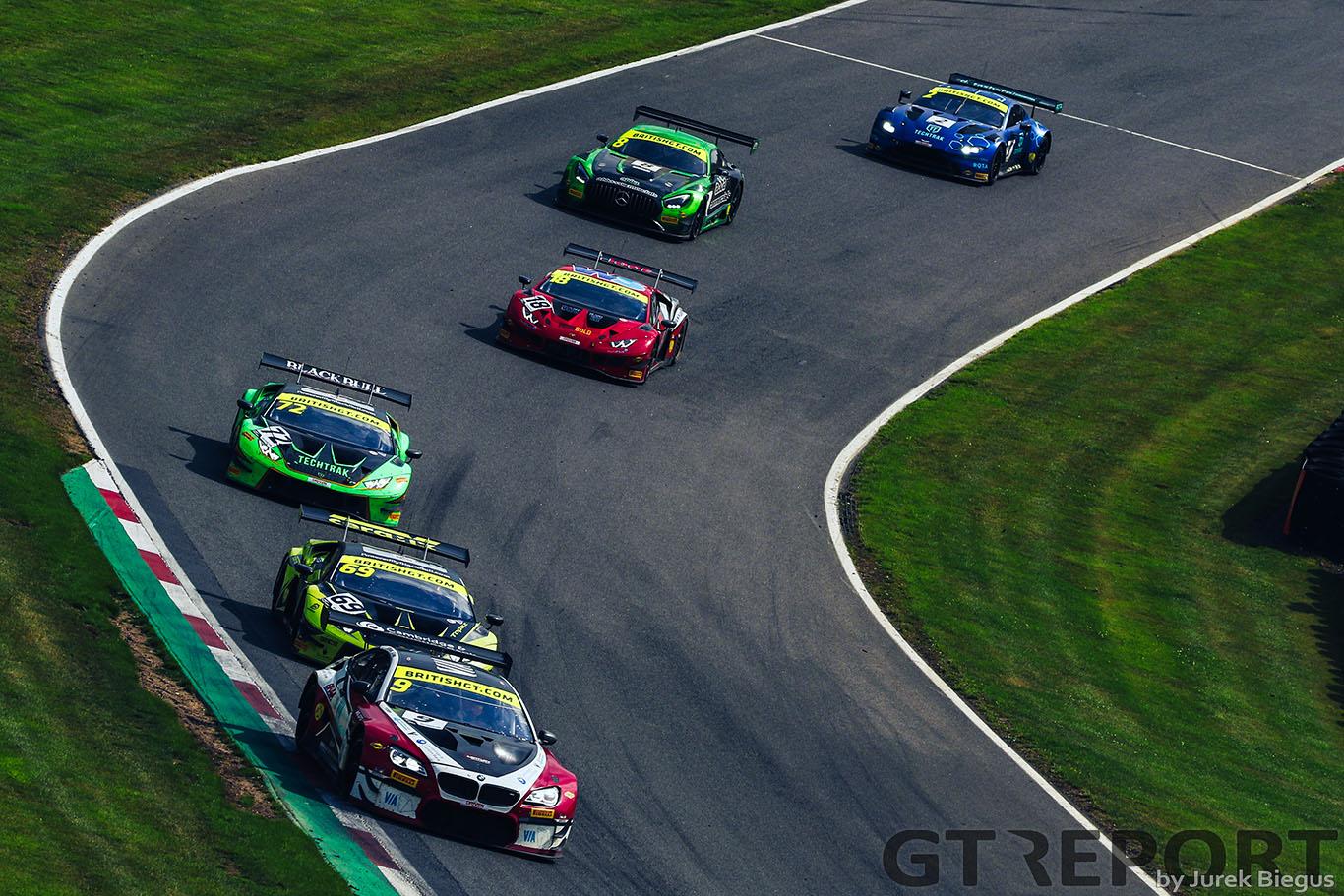British GT Brands Hatch notebook