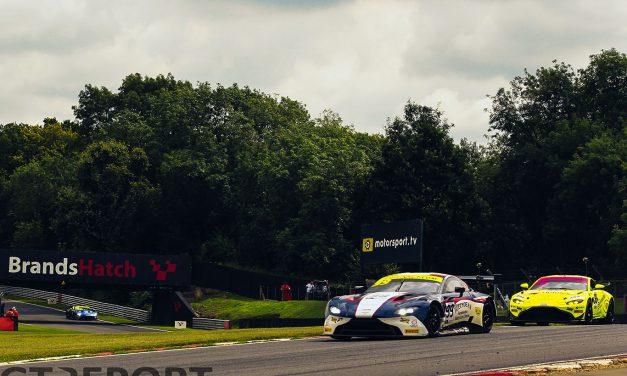 British GT Brands Hatch live stream
