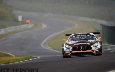 """Maro Engel: """"Our team boss stayed quiet, he trusted us to keep the cars on track"""""""