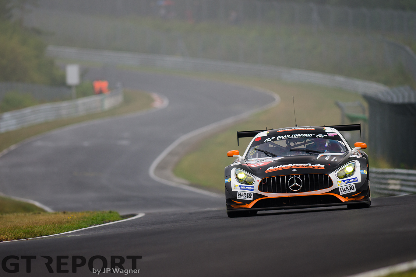 """Maro Engel: """"Our team boss remained quiet, he trusted us to keep the cars on track"""""""