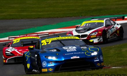 British GT Brands Hatch: Davidson & Adam reignite championship chance with dominant win
