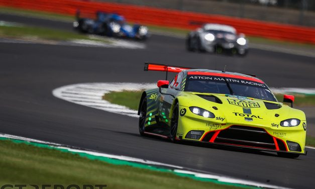 FIA WEC Silverstone Saturday gallery
