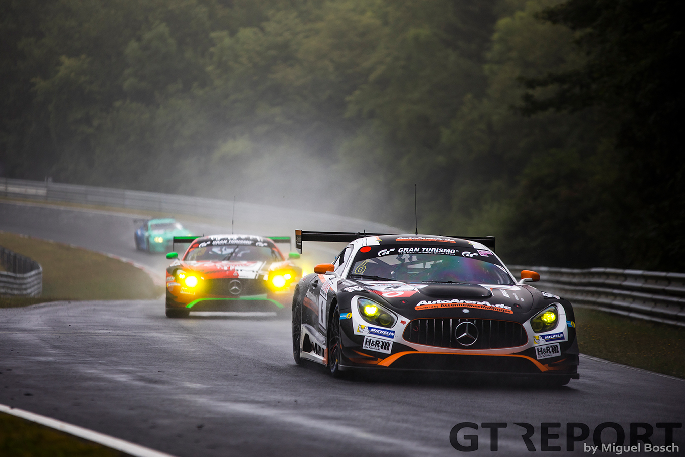 VLN5 race report: Black Falcon takes rare 1-2 victory in 6-hour race