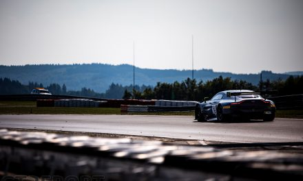 Blancpain GT Nürburgring: R-Motorsport takes first sprint win as WRT teammates clash