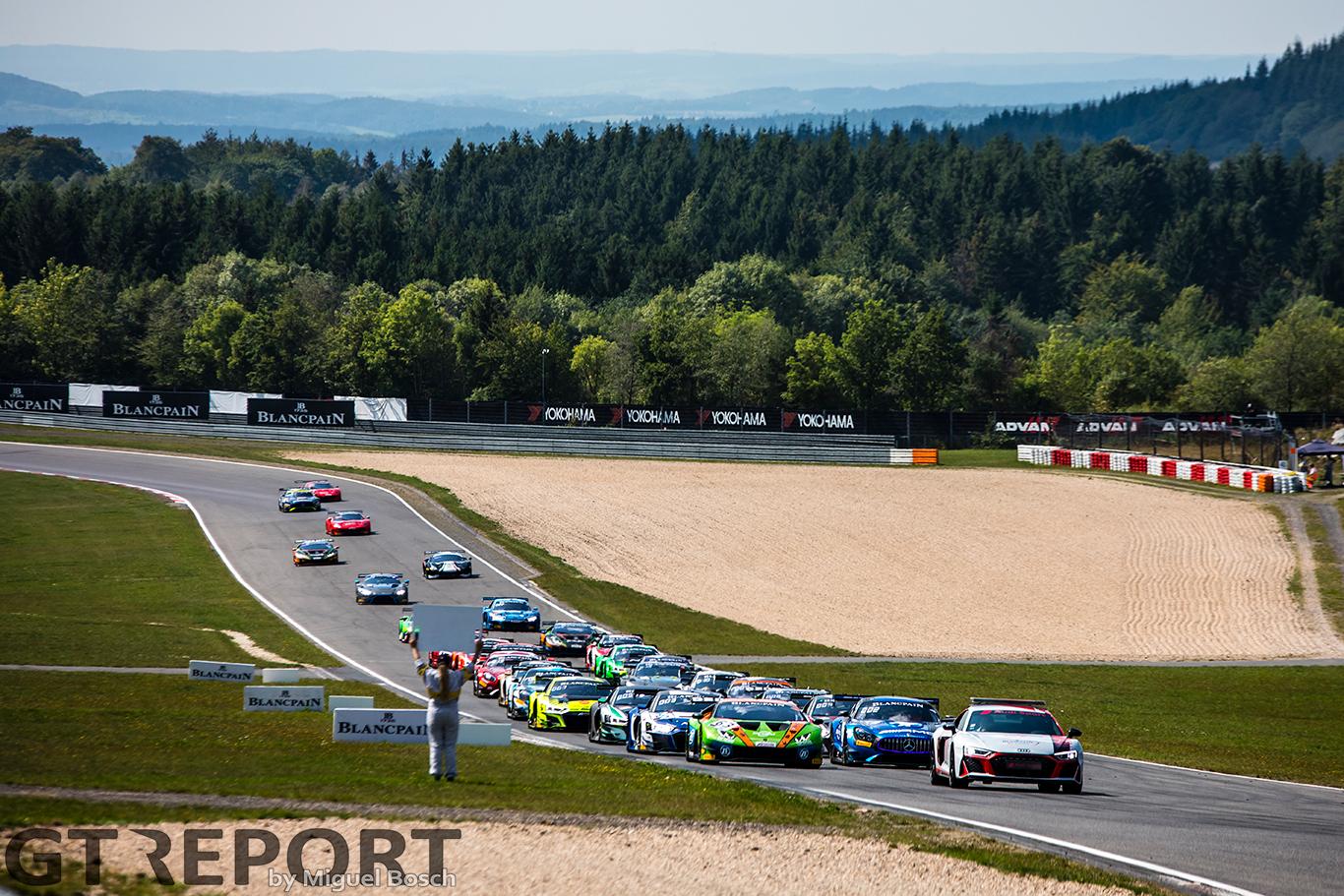 Blancpain GT Nürburgring live stream
