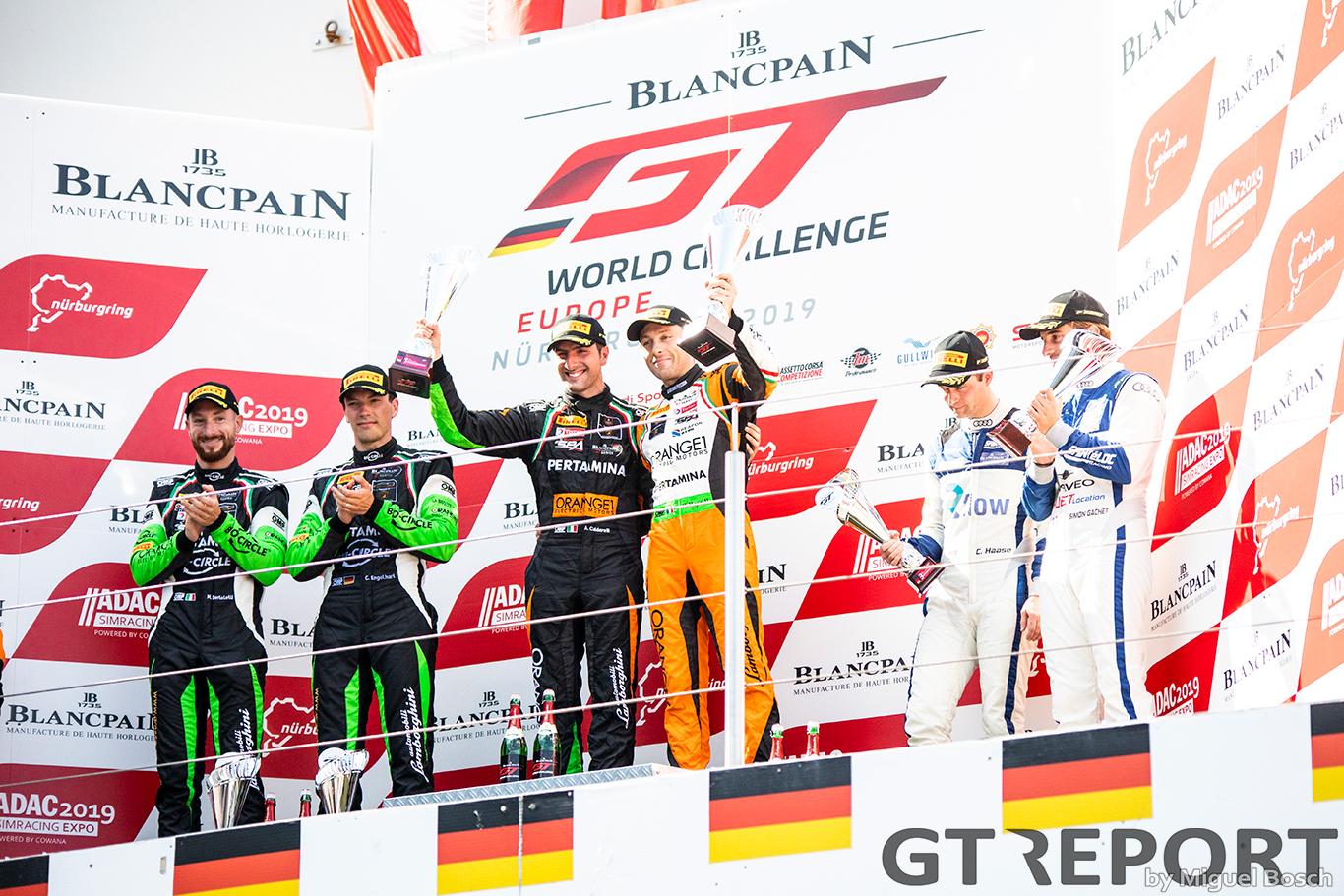 Blancpain GT World Challenge Europe at the Nürburgring