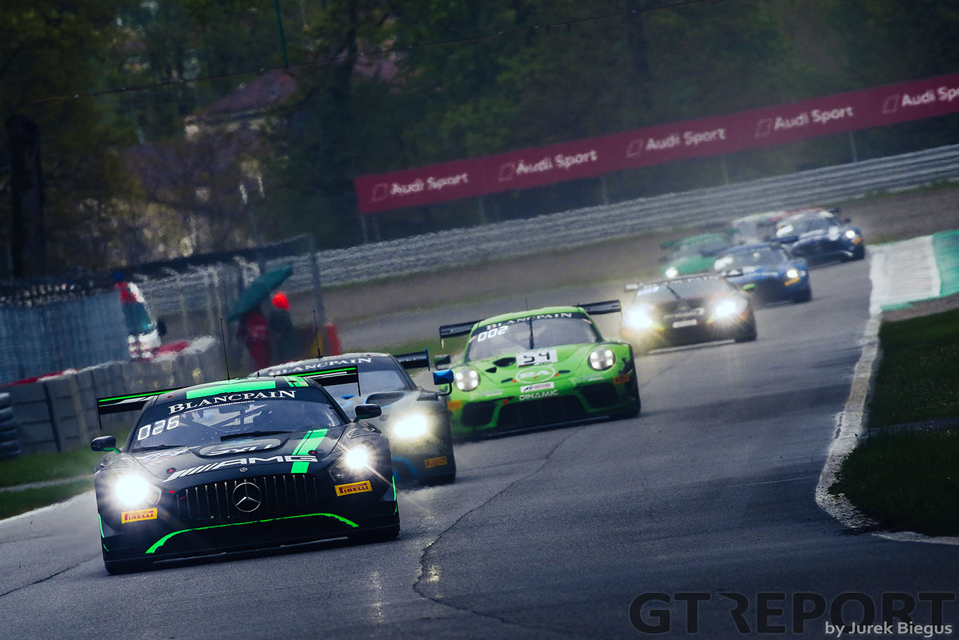 | Blancpain GT Series Endurance Cup | Autodromo Nazionale di Monza | 14 April 2019 | Photo: Jurek Biegus