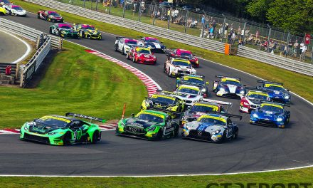 British GT reaches nail-biting conclusion at Donington Park