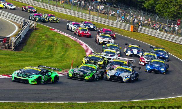 British GT reaches nail-biting conclusion at Donington Park