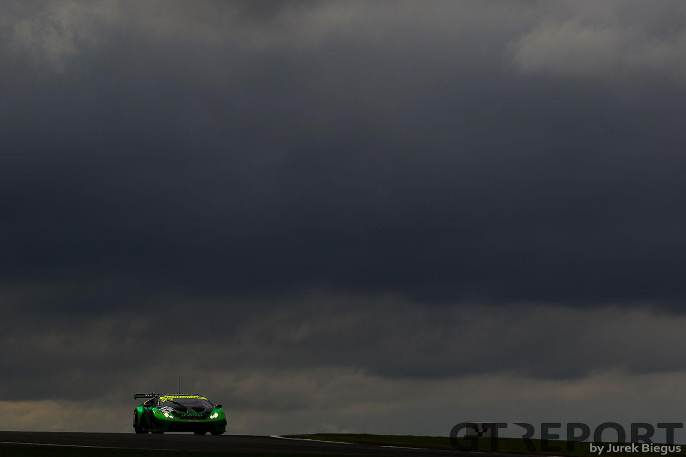 British GT Donington gallery
